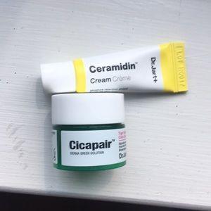 DR JART + Skincare Travel Bundle